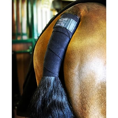 horse tail wrap