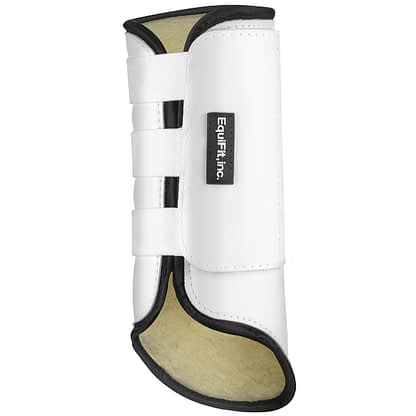 tall brushing boot for horse