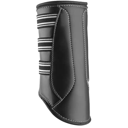 protective leg boot for horses