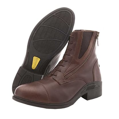 riding boots oiled leather