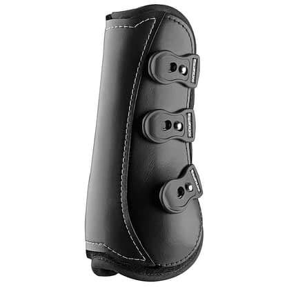protective leg boots for jumper